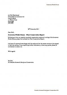 Inveravon Pictish Symbol Stones Appendix A Conservators Final Report