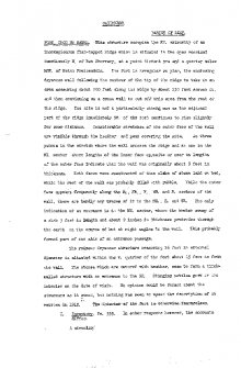 Scanned copy of RCAHMS Marginal Land Survey unpublished typescripts (Caithness).