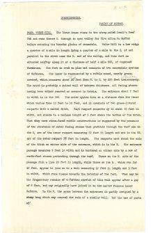 Scanned copy of RCAHMS Marginal Land Survey unpublished typescripts (Dumfries).