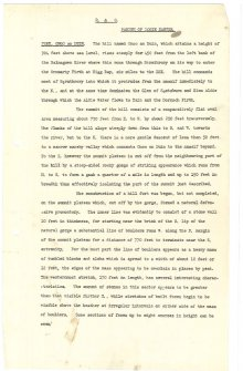 Scanned copy of RCAHMS Marginal Land Survey unpublished typescripts (Ross and Cromarty).