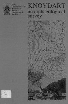 Knoydart: an archaeological survey