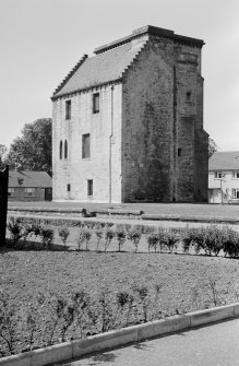 General view of Johnstone Castle.