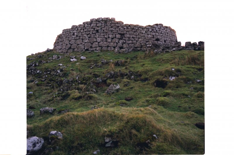 View of broch.