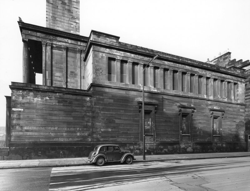 1 Caledonia Road, Caledonia Road Church  General view of Hospital Street front