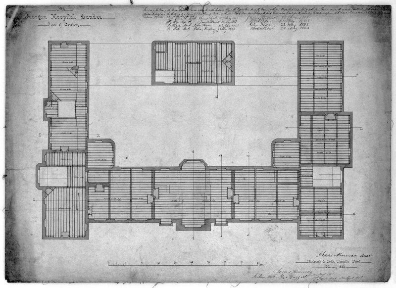 Plans, sections and elevations. Scanned image of D 39787.