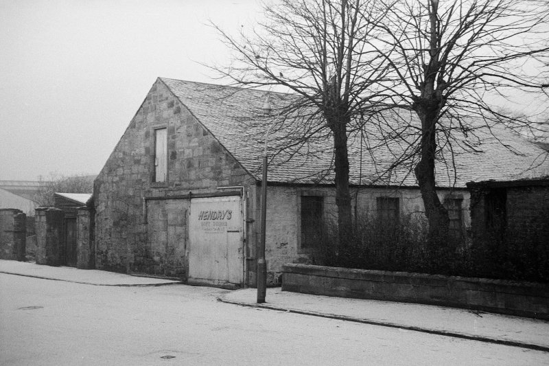 View of lemonade factory, Kilmarnock