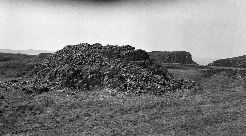 Dun Fiadhairt, general view.