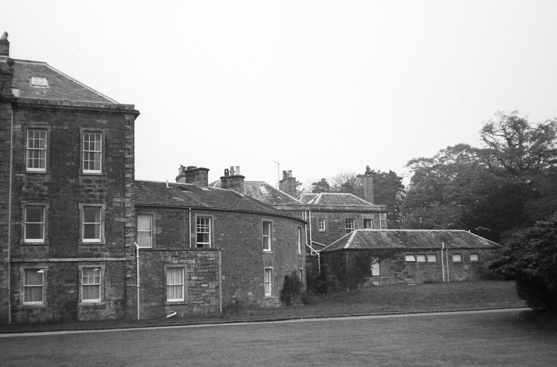 View from South.