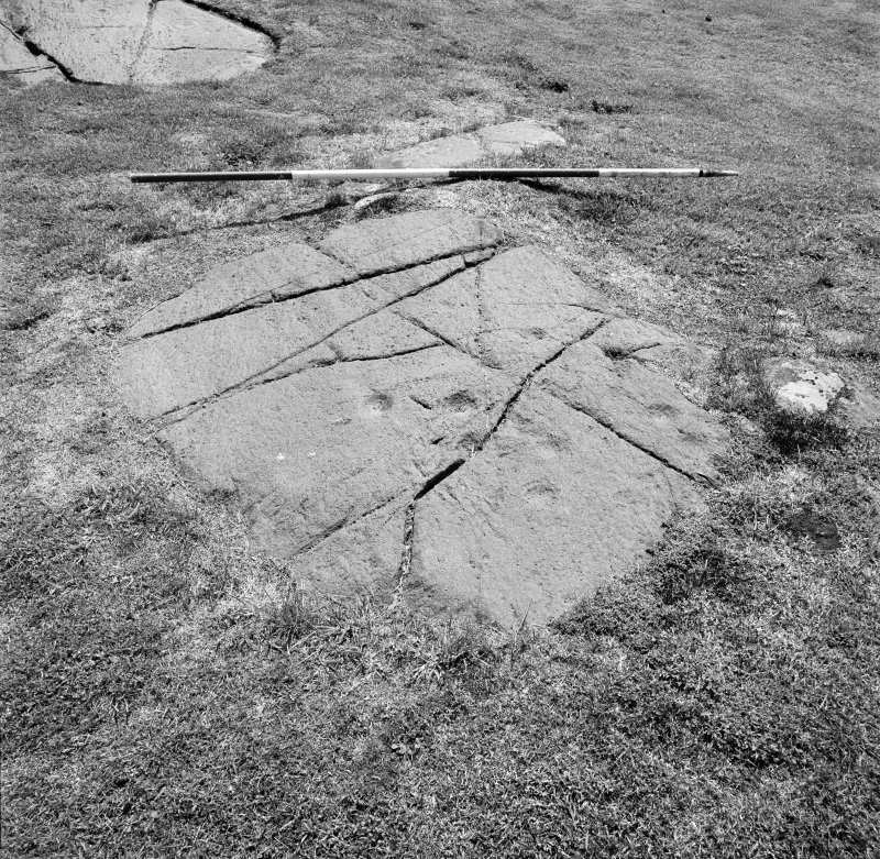 Baluachraig cup and ring markings