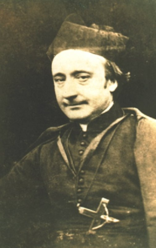 Fr John Noble, O.M.I. (d. 1869). The first Oblate Superior of St Mary's, Star of the Sea (1859 –1869). Fr Noble was also one of the main preachers during the Oblate missions in Leith in 1850 and 1852, before the church was built. He is buried within the church in an ornate marble tomb, the only such burial on the site.