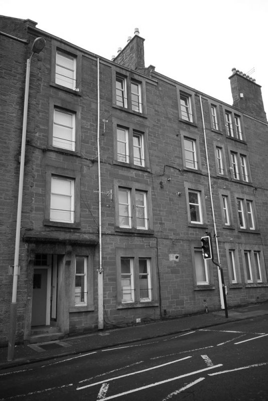 Tenement block at 232 Blackness Road, Dundee