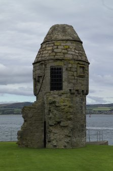 View of doocot from S