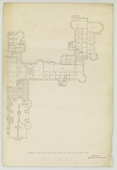 Plan of New Craig House