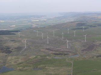 Lochelbank Hill Windfarm | Canmore