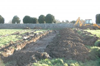 Image for Excavation, Fetterangus Cemetery Extension.