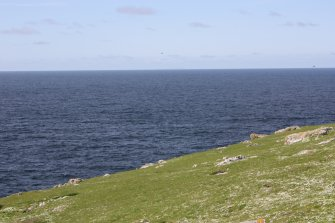 General view from Eilean Mor towards St Kilda.