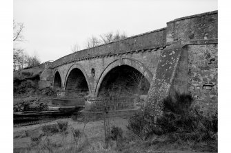 Preston Bridge General view