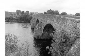 Old Bridge of Dee View from SSE