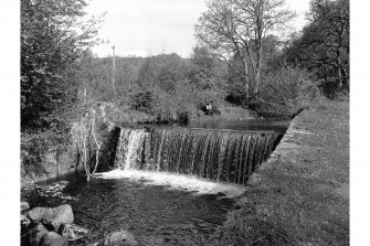 Torcastle Aquaduct View of weir