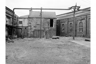 Glengarnock Steel Works View of possible former stables