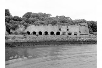 Charlestown Limekilns View from Harbour