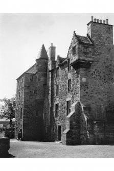 Edinburgh, Loaning Road, Craigentinny House. General view from South-East.