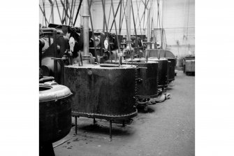Perth, 1 Mill Street, Pullar's Dyeworks, Interior View showing glove-cleaning machines