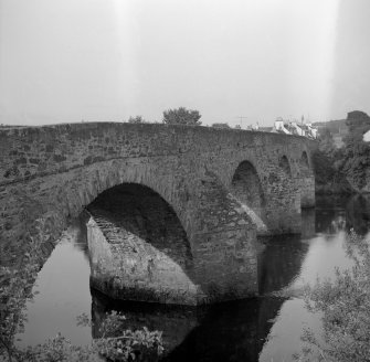 Old Bridge of Dee View from ESE showing NE front