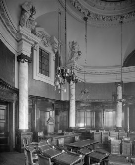 Interior - view of Trust Hall (Clyde Navigation Trust)