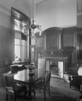 Interior - view of office/meeting room (Clyde Navigation Trust)