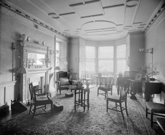 Interior-general view of Sitting Room in South Craig Villa