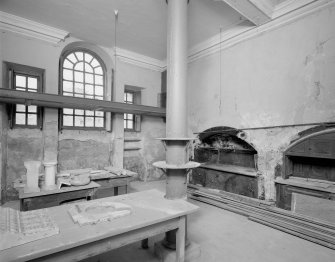 Interior. View of kitchen from west. Digital image of C 43632.