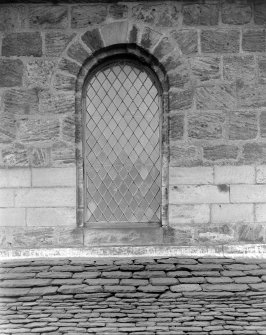 Window of North clerestory