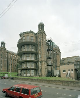 Glasgow 517 langside road victoria infirmary canmore for Balcony thesaurus