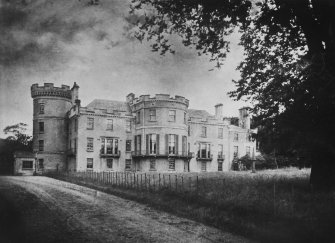 Barnton House. General view.