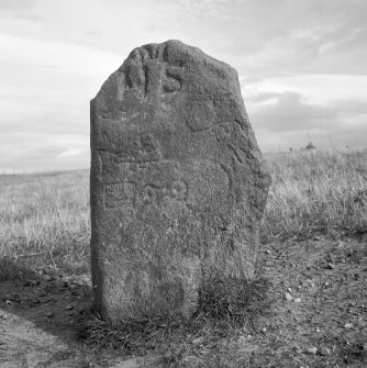 Upper Manbeen, symbol stone.