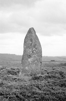 Dunrachan (A) 1, standing stone.