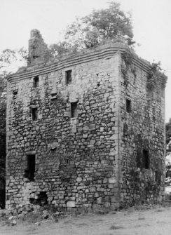 General view of Barra Castle.