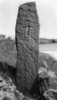 Cross slab, Pabbay.