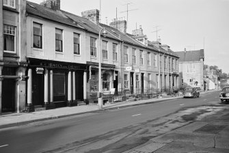 General view of 61-69 High Street, Coldstream