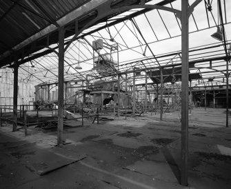 Newtongrange Lady Victoria Colliery Pithead Building