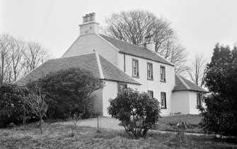 View of the Old Manse, Manse Brae, Lochgilphead