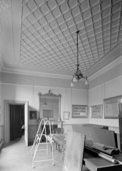 Interior view of Trinity Hall, Union Street, Aberdeen, showing conference room.