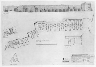 Charlestown, Limekilns Plan, elevation