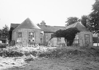 Howford, Old Farmhouse. General view.