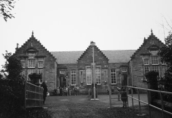 General view of Fordoun School.