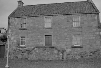 House (John Craig) High St, N E Fife, Fife
