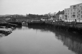 St Andrews Harbour, lock gates, North East Fife, Fife