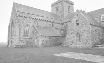 Iona Abbey Church, Iona, Argyll and Bute