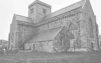 Iona Abbey Church and South Transept, Iona, Argyll and Bute
